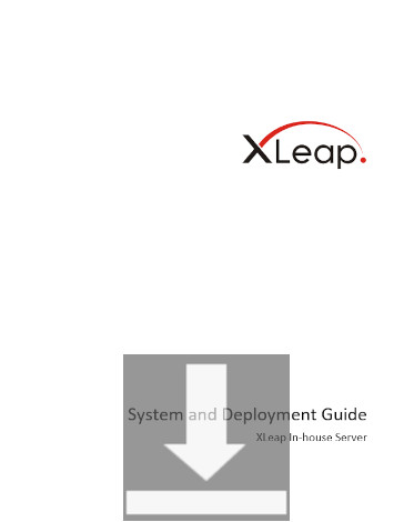 Download the the System and Deployment Guide for In-house Server